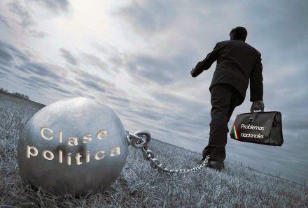 El lastre de la clase política