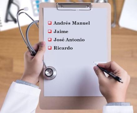 Examen médico 3